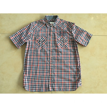 two chest pocket man shirt