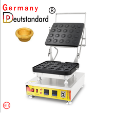 digital egg tart tartlet machine with high quality