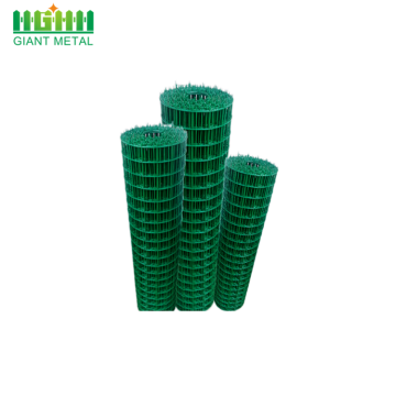 Green Color Euro Holland Welded Wire Mesh fence