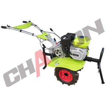 Small Forward-Rotating Power Tiller Machine