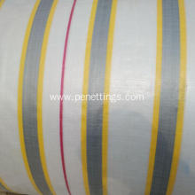 High density polyethylene (HDPE) woven fabric