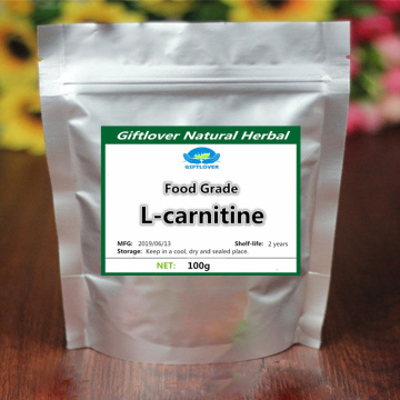 Best Lose Weight Supplements,Food Grade Pure L-carnitine Powder,Carnitine,Vitamin BT,Reduce Weight,Burning Fats, Safety Slimming