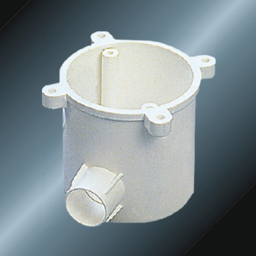 PVC Insulating Electrical Drive One Way Extension Ring