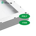 High efficiency 12volt 175w poly solar panels