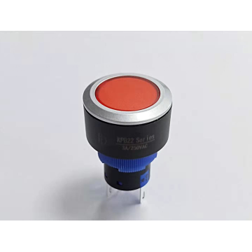 UL & ENEC Certificate LED Plastic Metal Switch