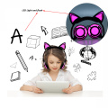 In Stock Cat Ear Headphones For Christmas Gift