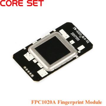 FPC1020A Capacitive Fingerprint Identification Module Capacitive Fingerprint Sensor Module UART Communication New Original