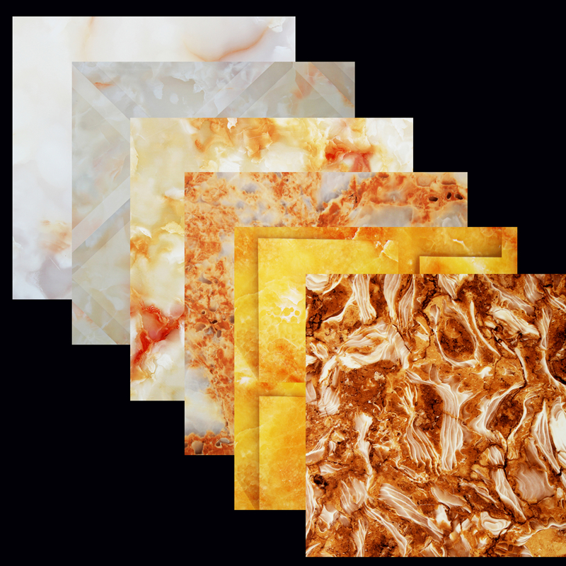 Hot Sale Interior PVC Marble Table Top Panel
