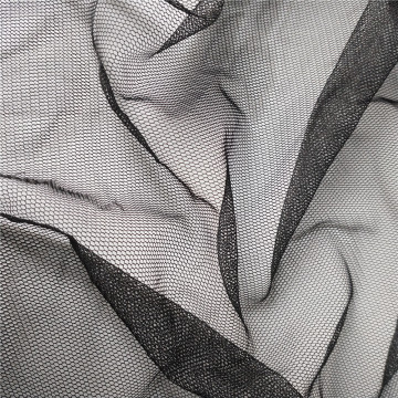 Hexagon Soft Tulle Net Mesh Fabric for Curtain