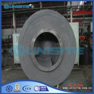 Custom casting steel impeller price