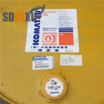 Original Excavator Parts TO10 Hydraulic Oil