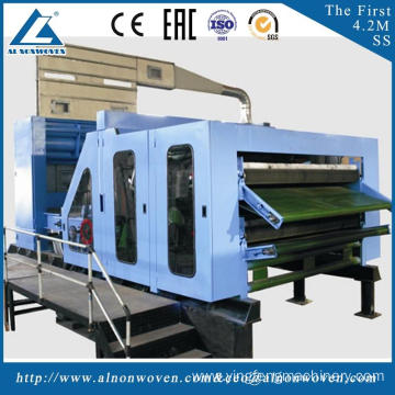CE Certification ALSL-3000 cotton carding machine fiber carding machine