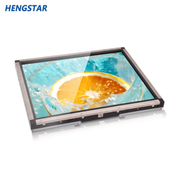 Open Frame Retail Digital Signage Monitor Display
