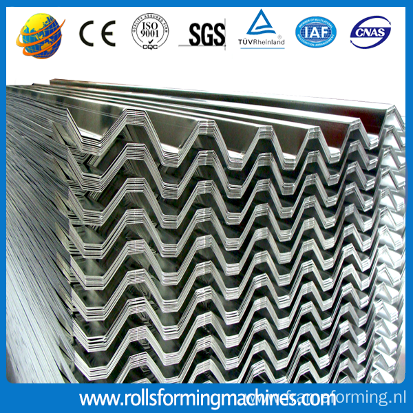 Galvanized Steel Coil & Sheet