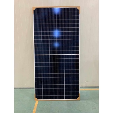 Half-Cut Cell 355w Mono Perc Solar Panel