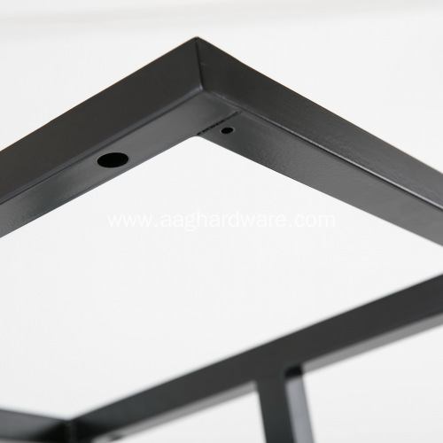 Modern Metal Side/End Table Legs for Sale