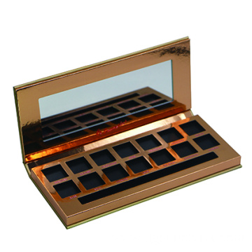 Magnetic makeup empty palette 14 square holes