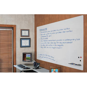Peel And Stick Whiteboard Sheets Stick On Wall