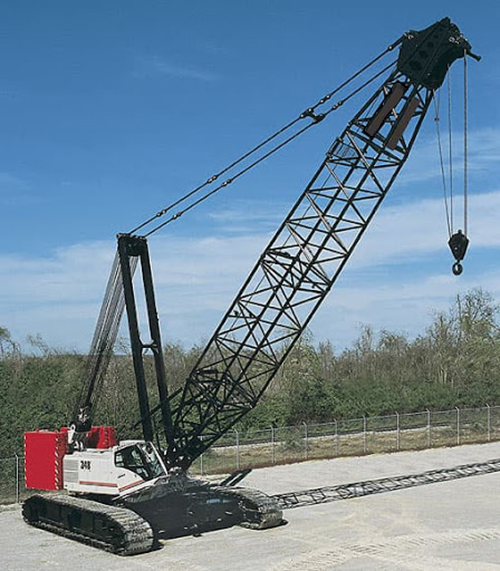 Liebherr Cranes For Sale