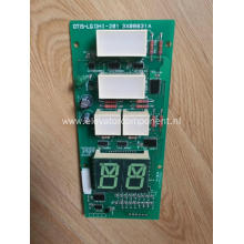LOP Display Board for LG Sigma Elevators DHI-201