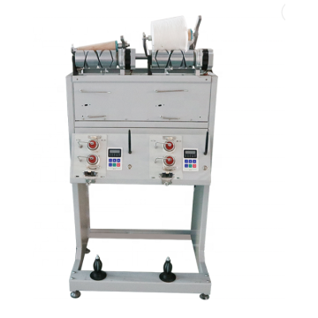 Package yarn hard winding machine