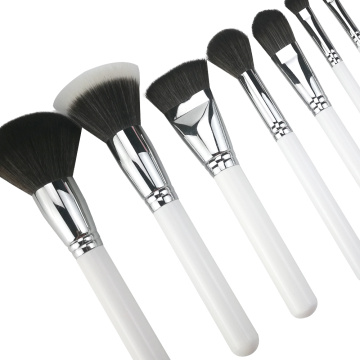 11PC Essential Makeup Brush Collection