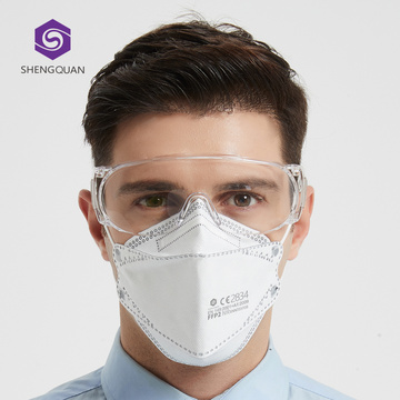 Fast delivery FFP2 Respirator Filter Face Masks