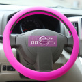Hot warm flexible steering wheel cover 38 cm