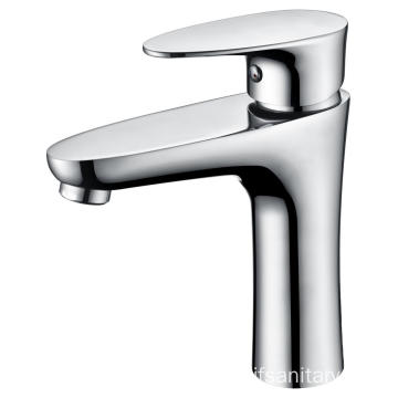 New single-lever restroom basin sink faucet