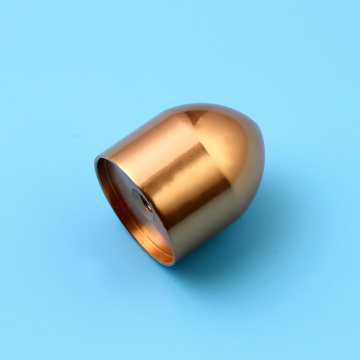 Speaker accessories Golden Aluminum bullet
