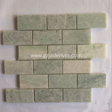 Green Jade Mosaic Natural Marble Factory Direct