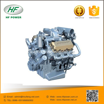 DOOSAN water-cooled diesel engine