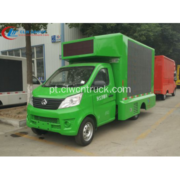 Garantido 100% Changan LED Digital Display Truck