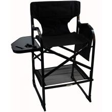 Professional Edition Tall Directors Chairs with Side Table