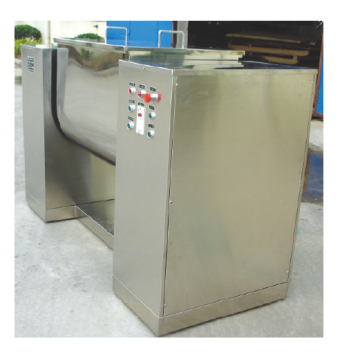 Slot Wet Mixer Machine