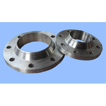 Carbon welding neck flange