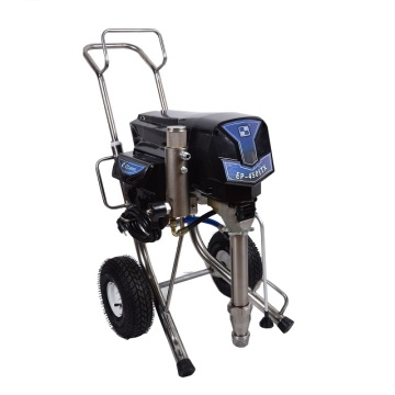 Air assisted airless paint sprayer machine 220v