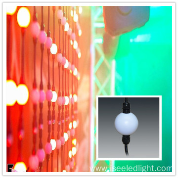 Madrix 3d led sphere ball animation disco
