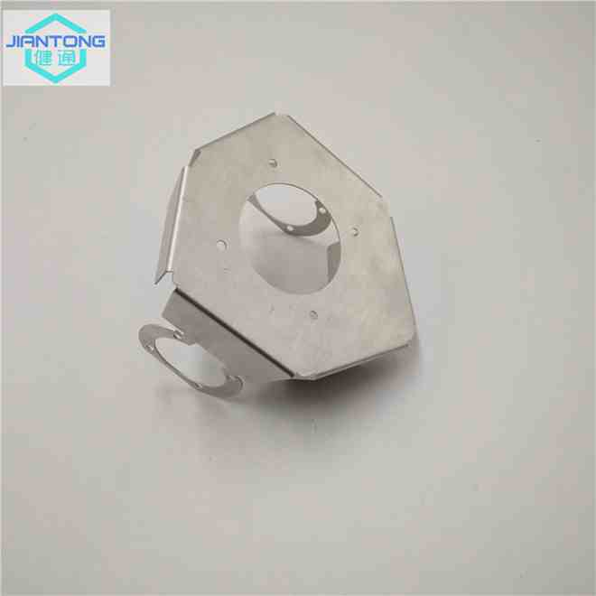 Electroplated Cold Stamping Sheet Metal Stamped Parts