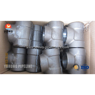 Stainlesss Steel Forged Steel Fittings