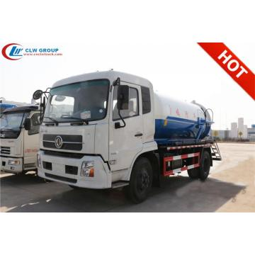 Brand New Dongfeng 4X2 10000litres Sewage drainage truck