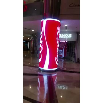 Panel led profesional flexible led display modulo p3