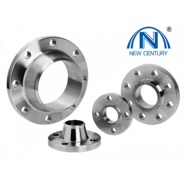 Forged flange steel properties