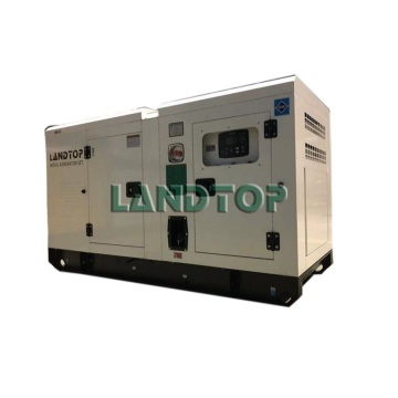 silent diesel generator perkins power 380V/50hz