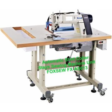 Automatic Shirts Collar-Stays Sewing Machine Unit