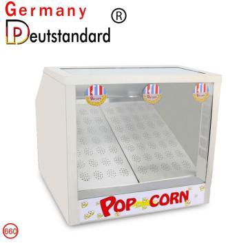 commercial electric popcorn warmer maker with CE for sale