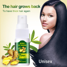 30ml Hair Growth Spray Fast Grow Effective Hair Care Ginger Essence Oil For Men Women Repair Growing Hair Loss Product TSLM1