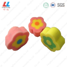 Three mix sponge flower style item