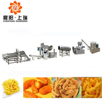 Chips kurkure machine cheetos extruder making machine