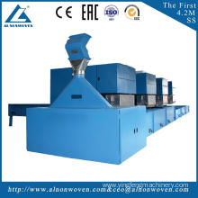 highly stable ALKS-1500 fiber opener machine mahcine witdth 1.5m For synthetic leather